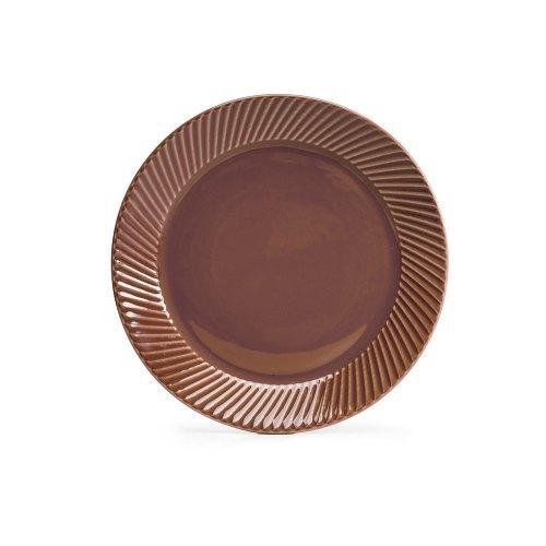 SAGAFORM piatto colazione terracotta