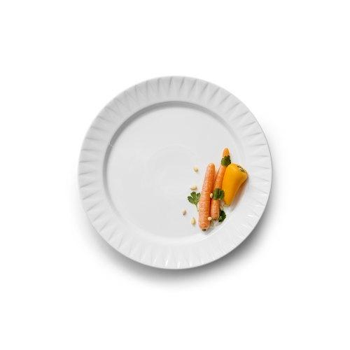 SAGAFORM piatto piano bianco ambient