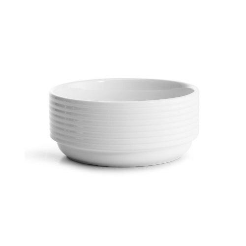 SAGAFORM coppa insalata bianca