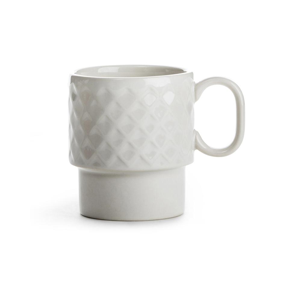 SAGAFORM tazza te bianco 25cl