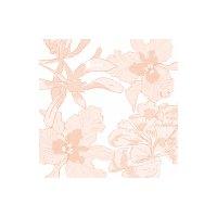 PAVIOT tovaglioli ethereal flower pink seefp