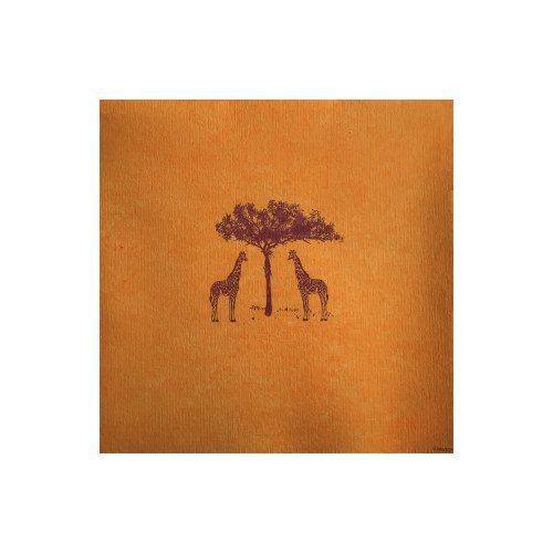 PAVIOT tovaglioli girafon segir