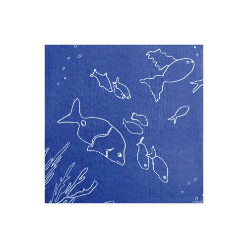 PAVIOT tovaglioli grand bleu segbl